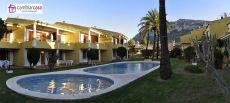 Apartamento en urbanizaci�n con piscina.