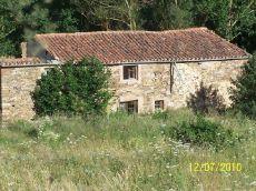 Soria antiguo Molino de agua y vivienda reformada
