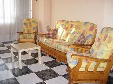 Centro, piso 3 dormitorios amueblado y econ�mico