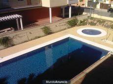 Piso 2 dormitorios con piscina y garaje Campanilla