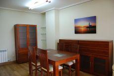 Apartamento amueblado, exterior, soleado, buena situacion