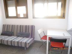 Apartamento estudio en ciudad jardin