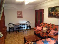 Piso de 90 m2 exterior, zona Aluche, reformado