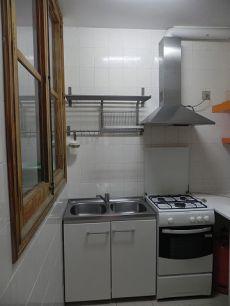 Casco antiguo zona Catedral primer piso cocina equipada