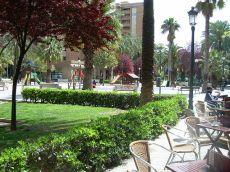 Facultades, zona residencial, peatonal, ajardinada