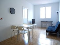 A 1 minuto de Plaza Catalu�a , 2 habitaciones, reformado