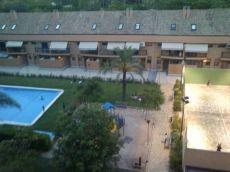 Alquilo piso 3 hab amueblado con piscina; zona avda Alfahuir