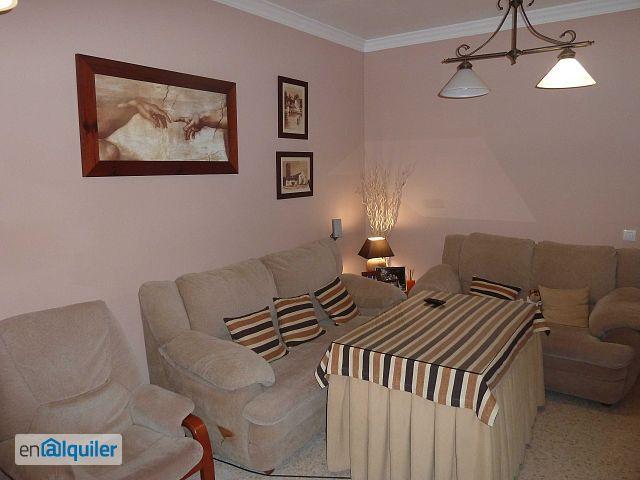 Casa adosada con cochera particular 2797514 for Alquiler casa sevilla este particular