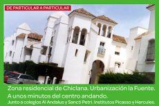 Alquiler piso en magnifica zona de Chiclana