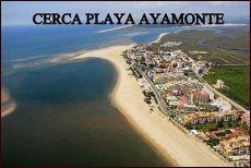 Huelva alquiler casa y finca 7. 000 m2 cerca playas