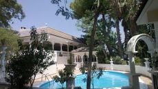 Villa Finca Miraflores: finca org�nica y piscina