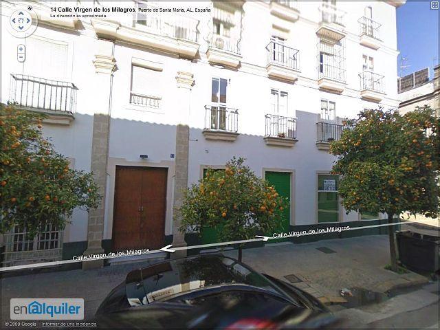 Alquiler piso c ntrico en el puerto de santa mar a - Alquiler de pisos en el molar ...
