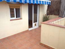 Atico de 2 dorm dobles con terraza a nivel de 16 m2