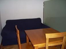 Estudio Amueblado de 1 dormitorio Zona Toledo