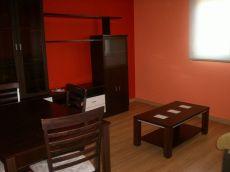 1 dormitorio, amueblado