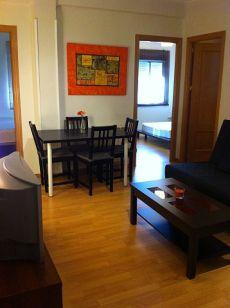 Magn�fico piso 80m2 amueblado 3 dormitorios, L�pez de Hoyos