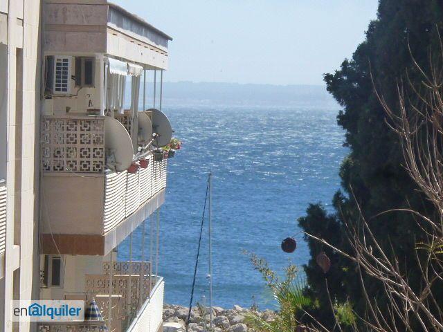 Alquiler apartamento a 100mt de la playa San Agustin Palma foto 0
