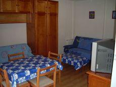 Estudio de 1 dormitorio en Zona Universidad.