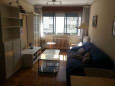 Apartamento de 2 habitaciones y 1 ba�o con, con sal�n cocina
