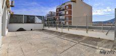 Atico con gran terraza en pleno centro de Denia