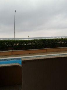 Piso de 50m2 en primera linea de mar en castelldefels