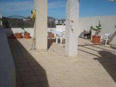 �tico 100 m2 de solarium, calidades de lujo, urb con piscina