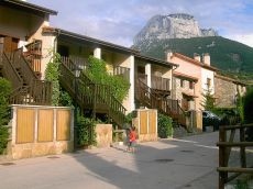 Pirineos. D�plex en Laspu�a, entre Ainsa y Bielsa