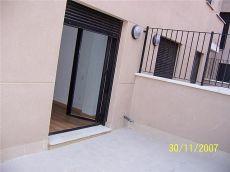 Piso amueblado econ�mico con terraza, garaje y trastero