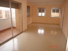 Piso 4 dormitorios, vac�o, cocina completa, zona Zafra