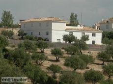 Alquiler Granada zona Cullar vega cortijo 600 m2 construdos