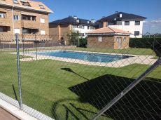 Magnifico piso 3 hab, 2 ba�os, piscina, garaje, padel, terra