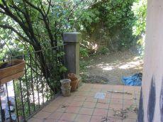 Piso con jardin
