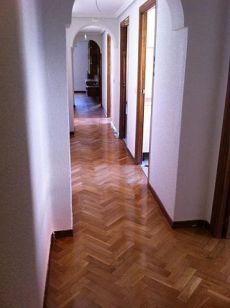 Excepcional piso 3 dormitorios 70m2 sin amueblar carabanchel