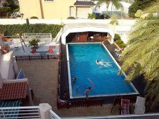 Gran chalet con piscina climatizada