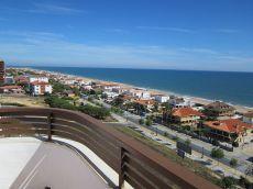 Piso en primera l�nea de playa Edificio Punta Mar