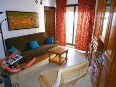 Atico 2 dormitorios en el centro