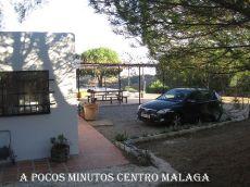 Alquiler finca y casa montes de M�laga