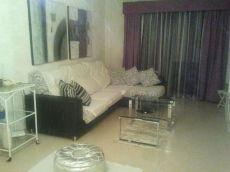 Se alquila piso en San Isidro, balc�n, garaje