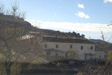 Alquiler Malaga montes gran cortijo 200 m2 construidos,vista