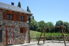 Casa individual Valle de Benasque