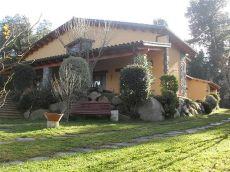 Casa rustica amueblada con jard�n en alquiler Fogueres