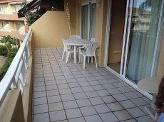 Piso 1 dormitorio, terraza, piscina, garaje y trastero