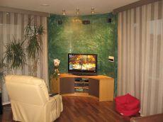 Apartamento en alquiler de dos habitaciones. Zona cap pont