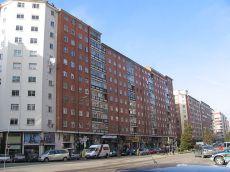 Se alquila piso Avenida Eladio Perlado, Burgos Gamonal