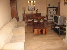 Alquiler atico d�plex invertido muebles de lujo