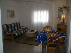 Apartamento 1 h. Alquiler amueblado con electrodom�sticos