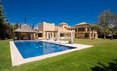Villa en Guadalmina Baja