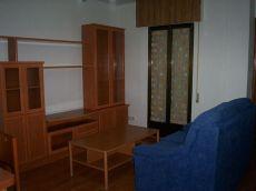 1 dormitorio y plaza de garaje