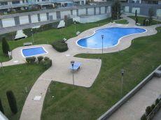 Alquiler piso nuevo en cap pont dos terrazas y piscina