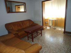 Junto a Mercadona, piso amueblado de dos dormitorios